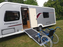 Caravan Disability Holidays