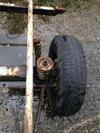 Unknown axle