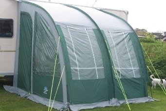 We Also Purchased A Porch Awning Sunncamp Ultima 260 This Is Brilliant To Put Up If You Are Just Staying For Few Days