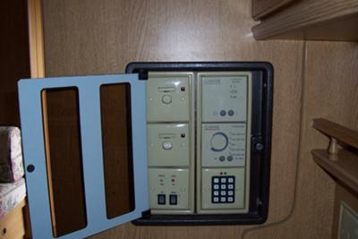 caravan electrical questions i have a 1997 abi award tristar four berth and i don t know what the top left and left middle switches are for as shown in the attached picture any ideas